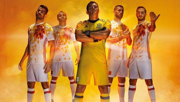 Selección española 2016