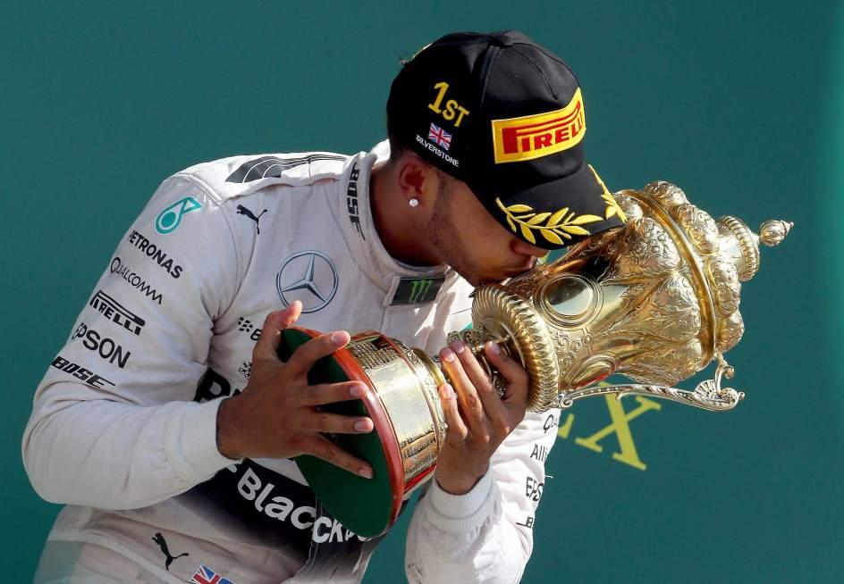 Hamilton gana 2016