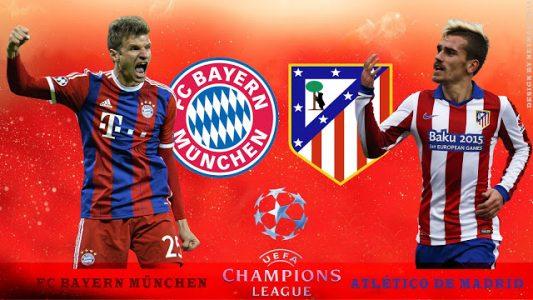 Bayern Atlético