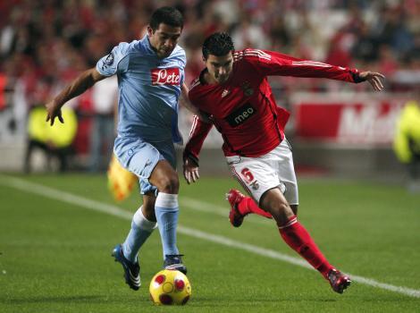 Benfica Nápoles