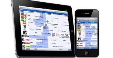 App de guías TV para Android e iOS