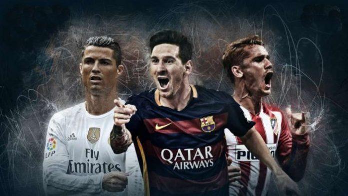 Messi Cristiano Grieazmann