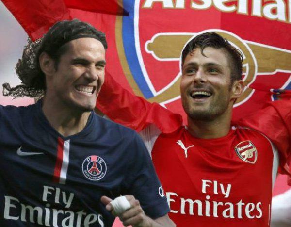 PSG Arsenal