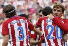 Atlético gana