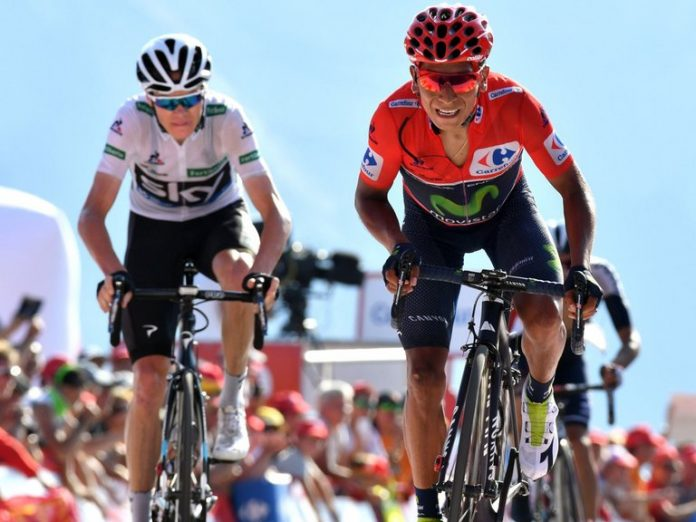 Froome - Quintana