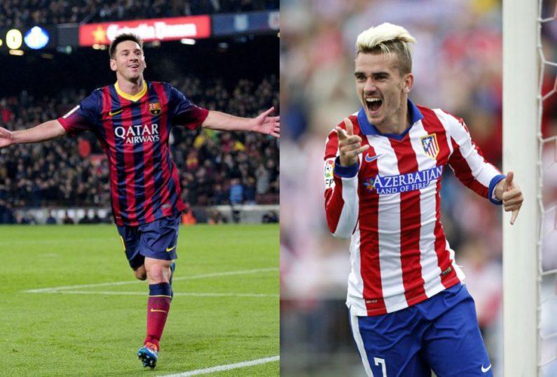 Messi VS Griezmann