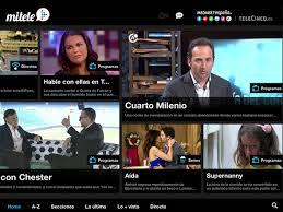 MiTele - Mediaset en directo y a la carta - Cine y TV - Informática