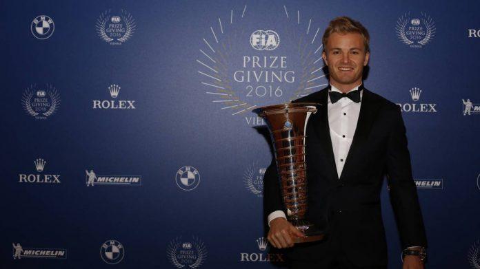 Rosberg campeón