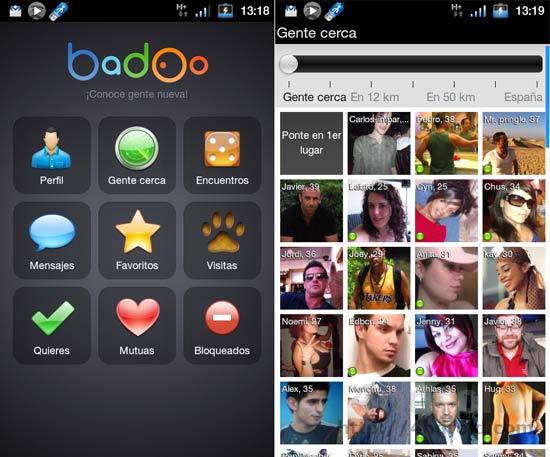 App de BadOo