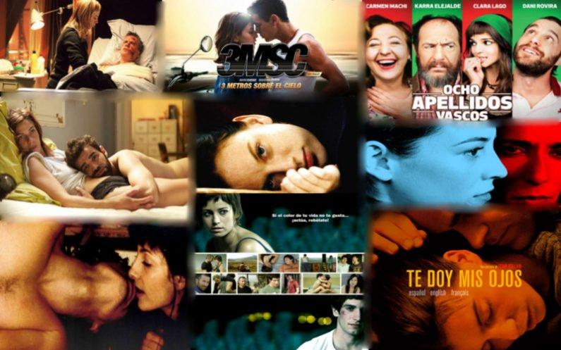 Las Mejores Películas Españolas De Amor Cine Y Tv Películas