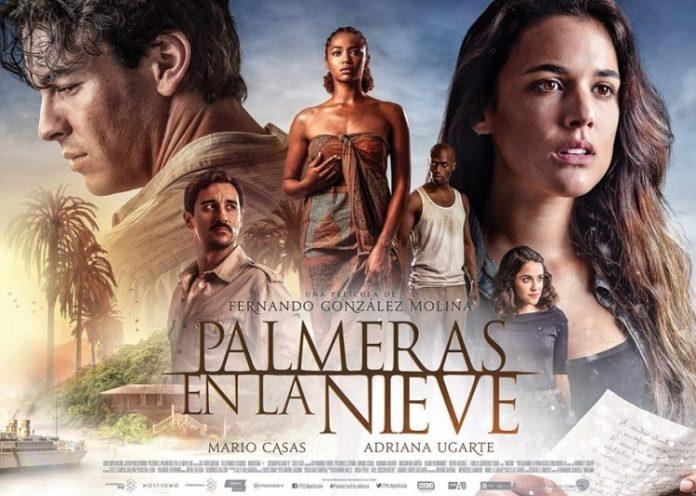 Palmeras En La Nieve Película Española Romántica Cine Y Tv
