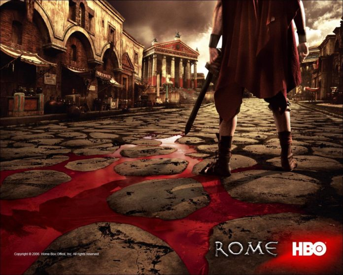 Roma, la serie