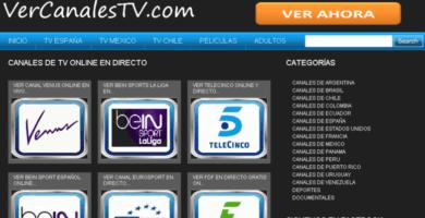 Ver canales TV online