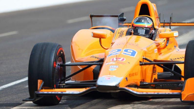 Indy 500 con Fernando Alonso