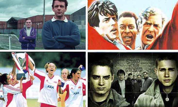 Top 5 de Mejores Películas de Fútbol