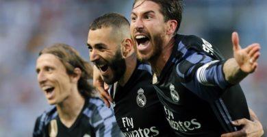 El Real Madrid es campeón de Liga 2016-17