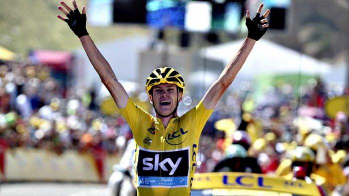 Froome gana su cuarto Tour de Francia