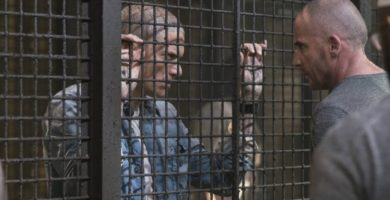 La quinta temporada de Prison Break