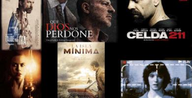 Las mejores películas españolas de suspense