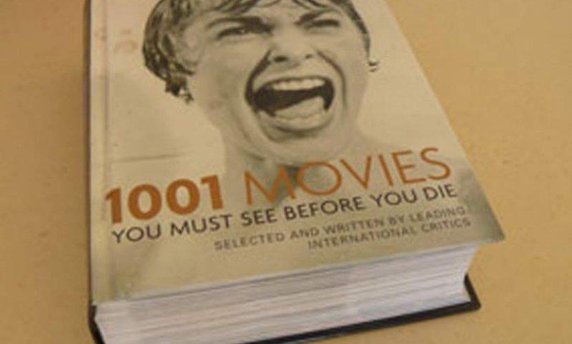 1001 Mil una películas que hay que ver antes de morir