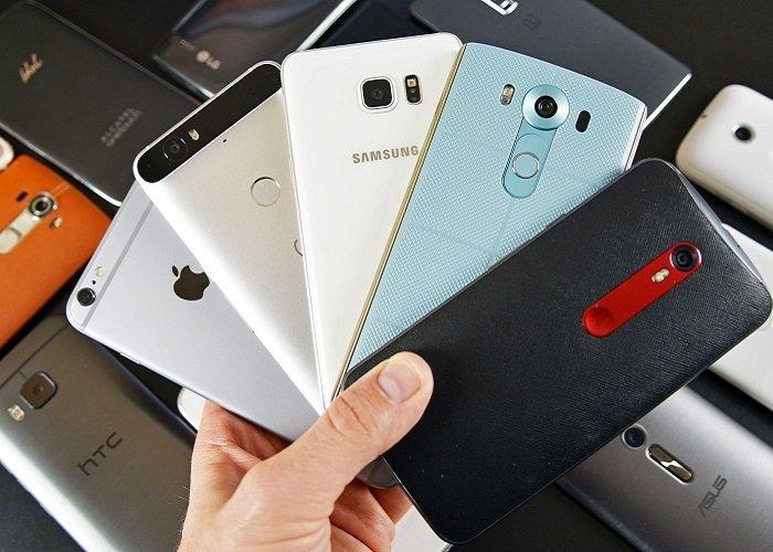 Los mejores smartphone de 2017