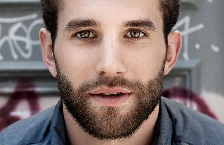 Las barbas están cada día más de moda