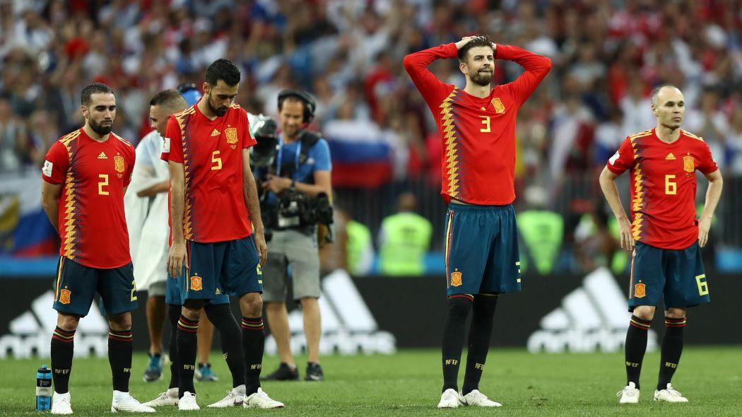 Las claves de la debacle de España en Rusia 2018