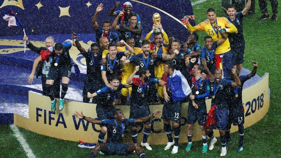 Francia gana su segundo Mundial