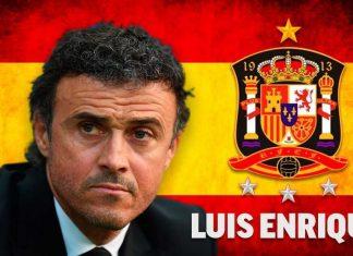 Luis Enrique nuevo seleccionador de España