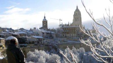 Las ciudades más frías de España