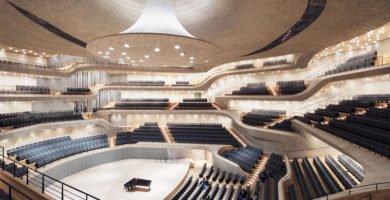 ¿Cómo conseguir una buena acústica en el auditorio?
