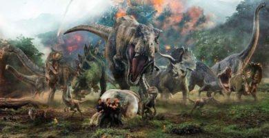 Jurassic World 2: El reino caído