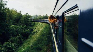 La experiencia de viajar en tren