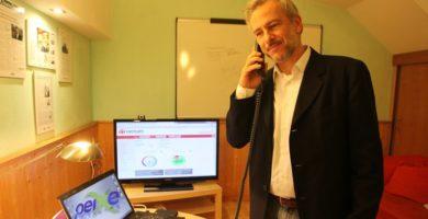 Control de asistencia confiable de Peixe Software