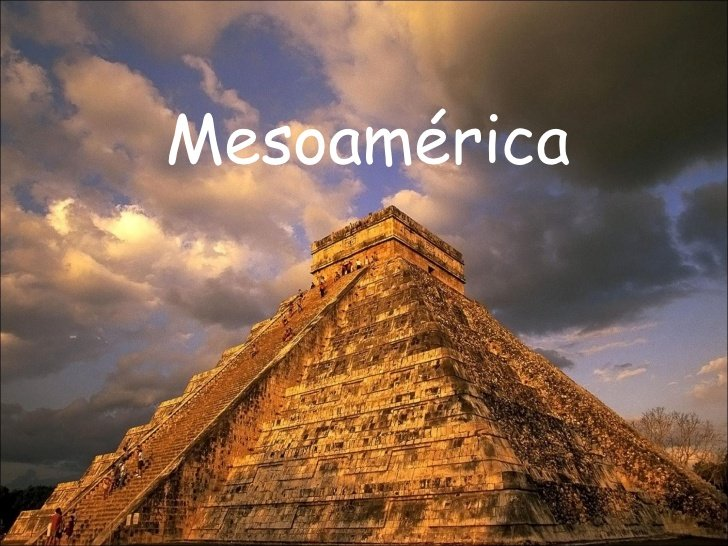 Historia de la civilización Mesoaméricana