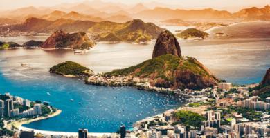 Cómo volar a Brasil desde España