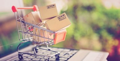 Tiendas online que más venden en España