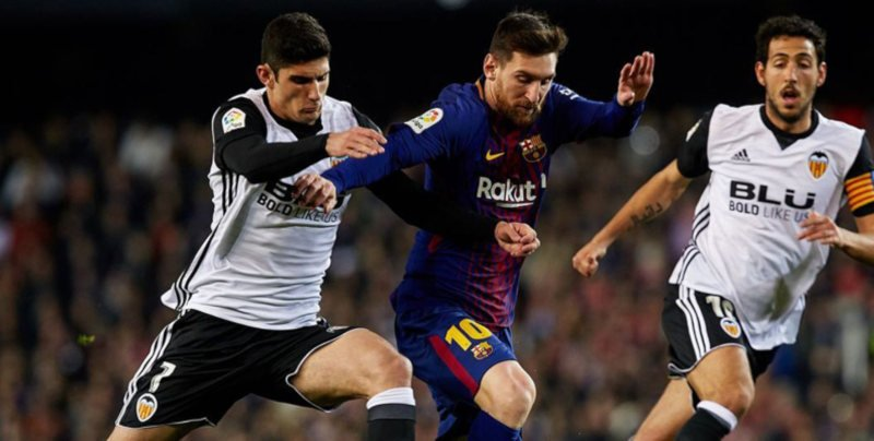 Barcelona Valencia copa del rey 2019