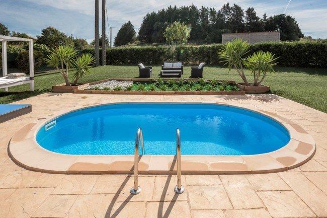 Las piscinas y el verano