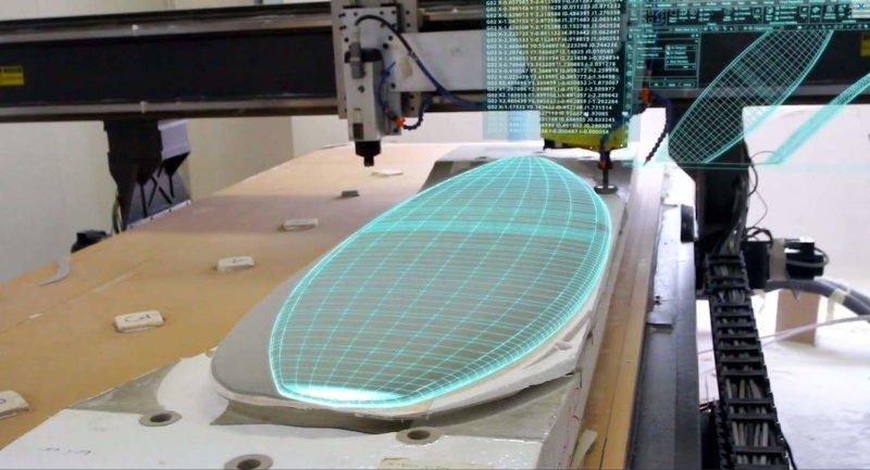 Diseño tablas de surf