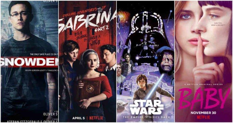 10 películas que se estrenan en Netflix