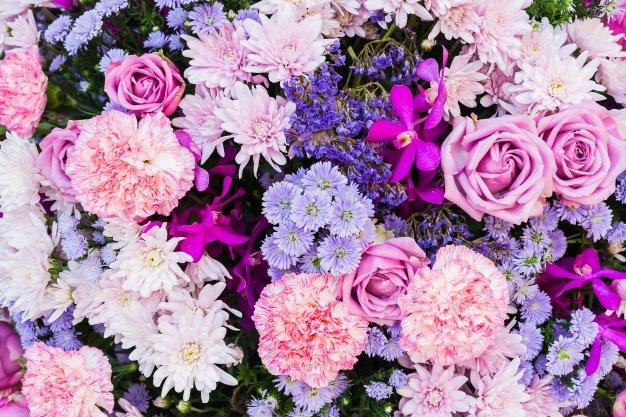 las mejores flores para cada ocasión