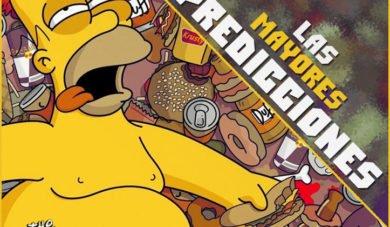 Las predicciones de Los Simpson
