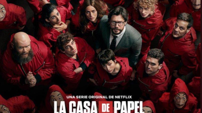 La casa de papel temporada 4