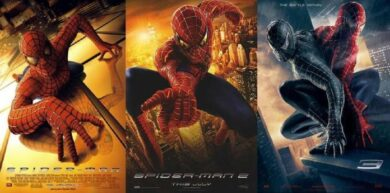 La saga de Spiderman