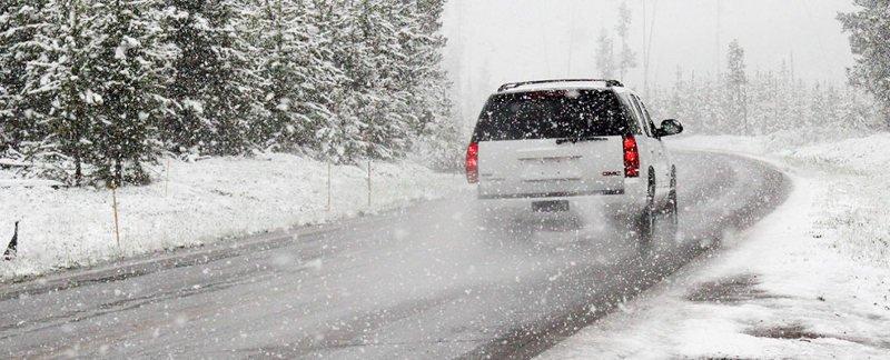 Problemas a evitar al conducir en invierno