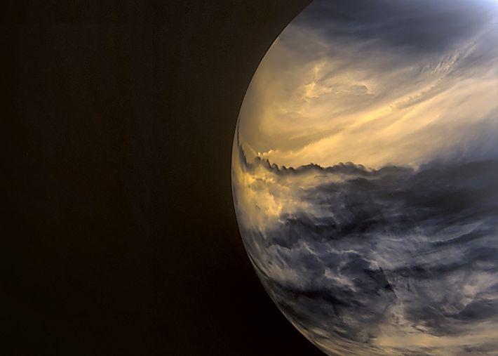 Posibles indicios de vida en Venus