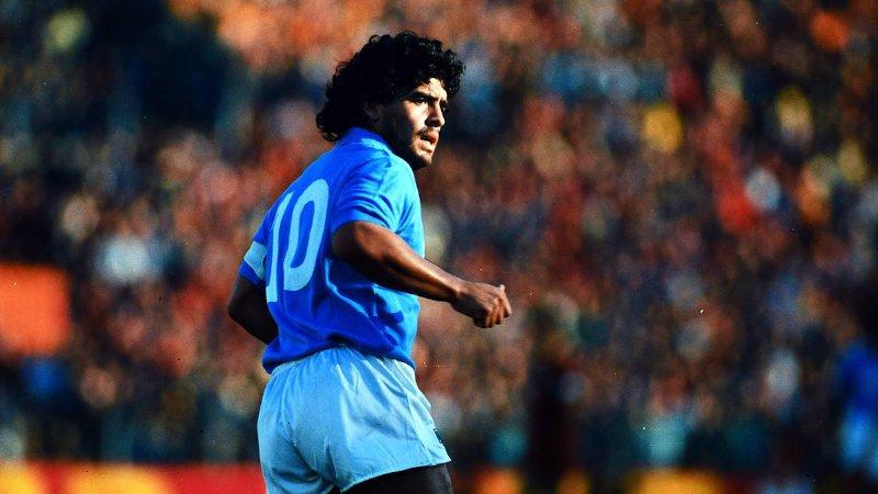 Maradona no es el mejor jugador de fútbol de la historia