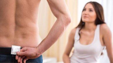 Probabilidades de transmisión sexual sin protección