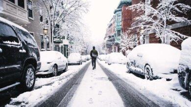 Las mayores nevadas en España